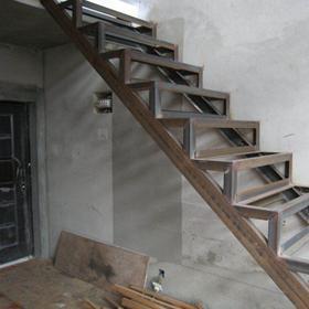 钢结构楼梯02|其它 装修超市|湖州论坛|南太湖论坛
