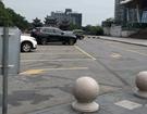 空荡荡的停车场